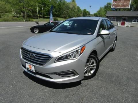 2015 Hyundai Sonata for sale at Guarantee Automaxx in Stafford VA