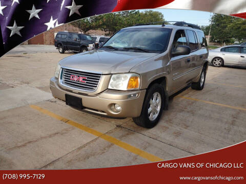 2006 GMC Envoy XL for sale at Cargo Vans of Chicago LLC in Mokena IL