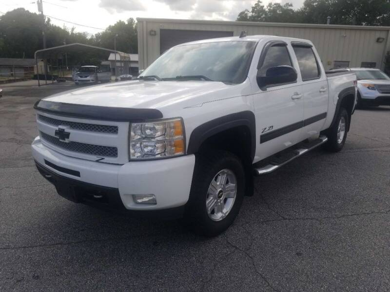 2011 Chevrolet Silverado 1500 for sale at Brewster Used Cars in Anderson SC