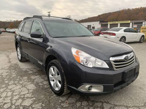 2012 Subaru Outback for sale at Ron Motor Inc. in Wantage NJ