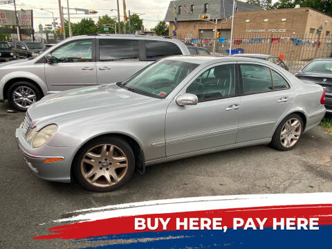 2003 Mercedes-Benz E-Class for sale at Rallye  Motors inc. in Newark NJ