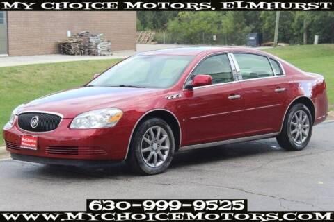 2007 Buick Lucerne for sale at My Choice Motors Elmhurst in Elmhurst IL