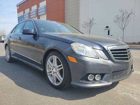 2010 Mercedes-Benz E-Class for sale at ELAN AUTOMOTIVE GROUP in Buford GA