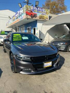 2018 Dodge Charger for sale at LA PLAYITA AUTO SALES INC - 3271 E. Firestone Blvd Lot in South Gate CA