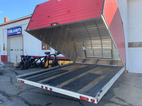 2002 SnoPro Extreme 2 Place 10' for sale at Ripley & Fletcher Pre-Owned Sales & Service in Farmington ME
