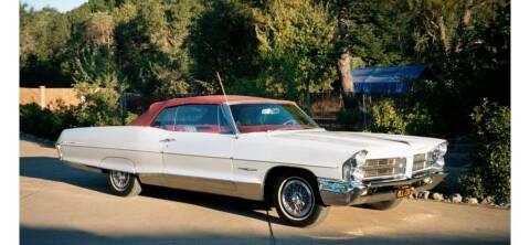 1965 Pontiac Bonneville for sale at Redwood City Auto Sales in Redwood City CA