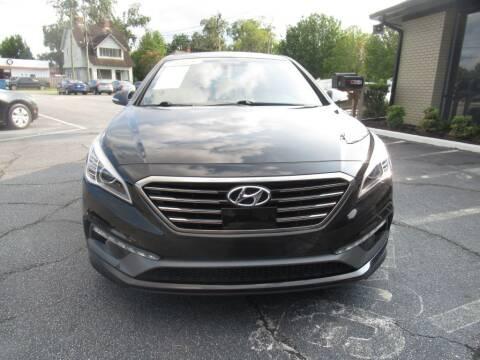 2015 Hyundai Sonata for sale at Maluda Auto Sales in Valdosta GA