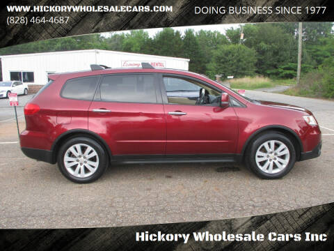 2009 Subaru Tribeca for sale at Hickory Wholesale Cars Inc in Newton NC