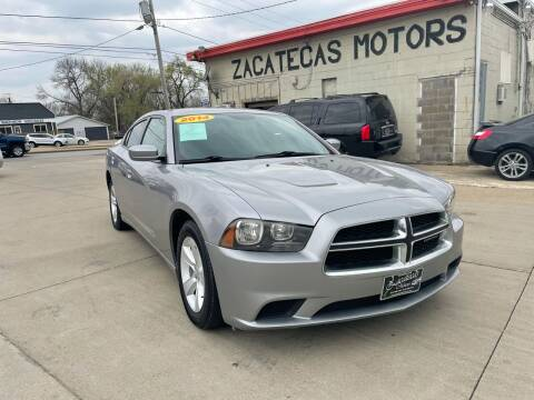 2014 Dodge Charger for sale at Zacatecas Motors Corp in Des Moines IA