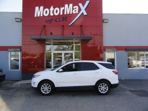 2019 Chevrolet Equinox for sale at MotorMax of GR in Grandville MI