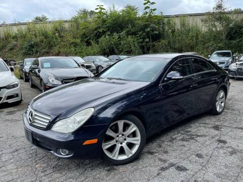 2008 Mercedes-Benz CLS for sale at Car Online in Roswell GA