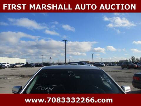 2015 Chevrolet Malibu for sale at First Marshall Auto Auction in Harvey IL