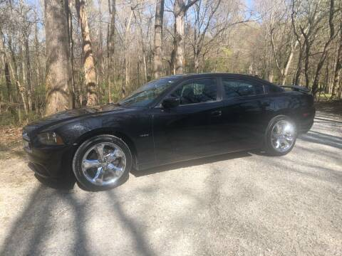 2014 Dodge Charger for sale at Monroe Auto's, LLC in Parsons TN