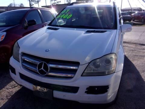 2007 Mercedes-Benz GL-Class for sale at SCOTT HARRISON MOTOR CO in Houston TX