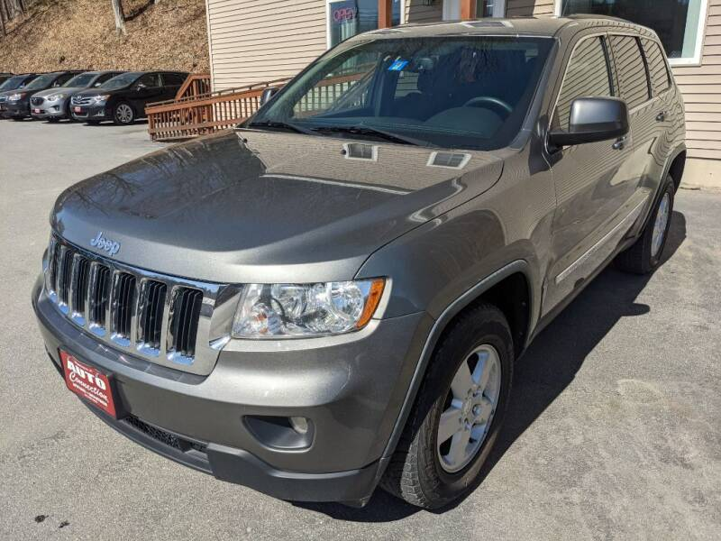 2012 Jeep Grand Cherokee for sale at AUTO CONNECTION LLC in Springfield VT