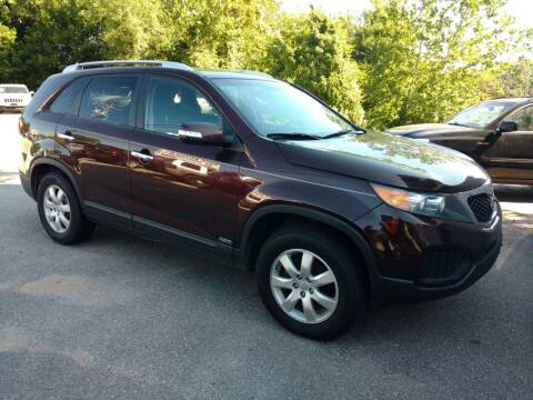 2012 Kia Sorento for sale at Auto Brokers of Milford in Milford NH