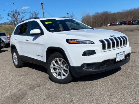 2015 Jeep Cherokee for sale at Irving Auto Sales in Whitman MA