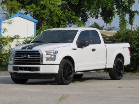 2015 Ford F-150 for sale at DK Auto Sales in Hollywood FL