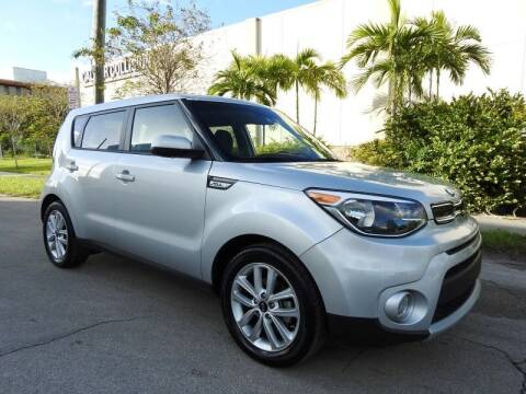 2019 Kia Soul for sale at SUPER DEAL MOTORS 441 in Hollywood FL