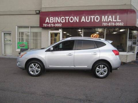 2013 Nissan Rogue for sale at Abington Auto Mall LLC in Abington MA