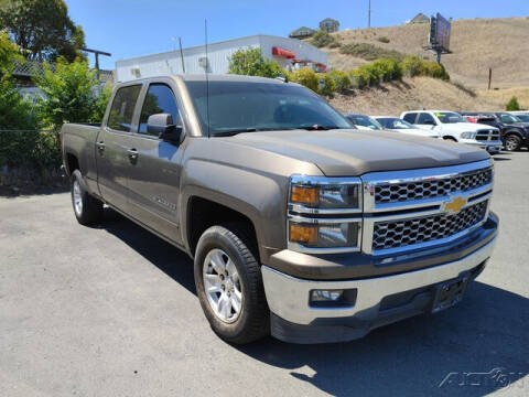 2015 Chevrolet Silverado 1500 for sale at Guy Strohmeiers Auto Center in Lakeport CA