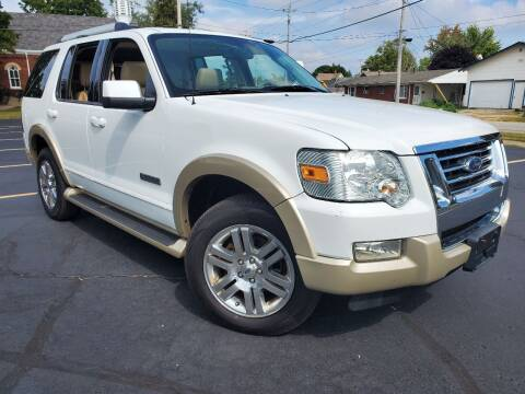 2007 Ford Explorer for sale at Sinclair Auto Inc. in Pendleton IN