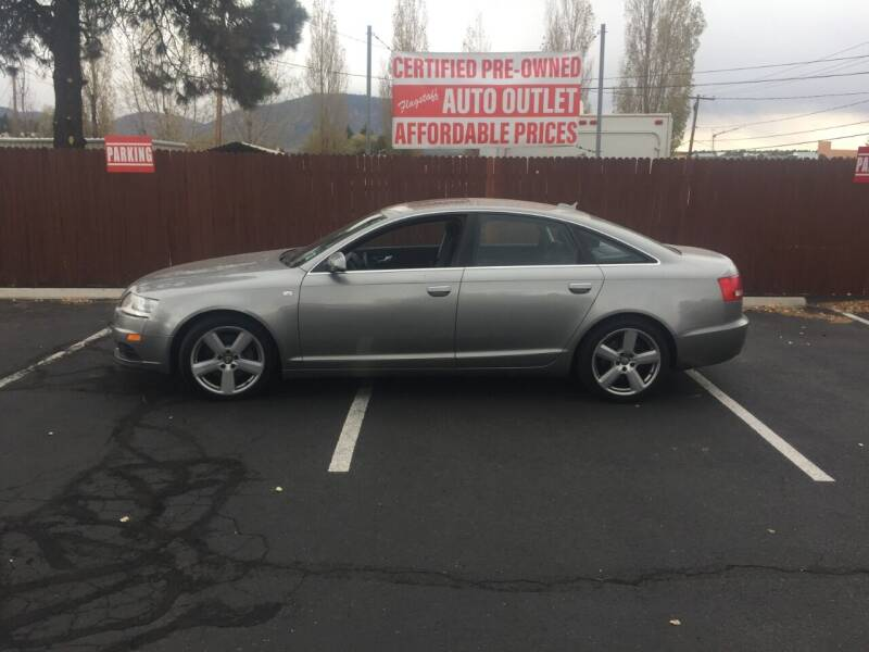 2006 Audi A6 for sale at Flagstaff Auto Outlet in Flagstaff AZ