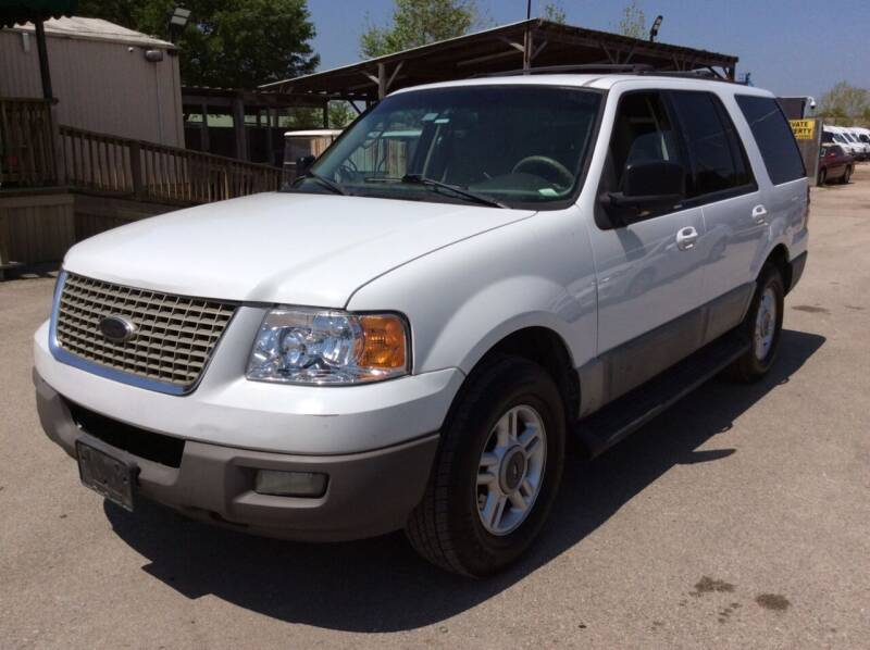 2003 Ford Expedition for sale at OASIS PARK & SELL in Spring TX
