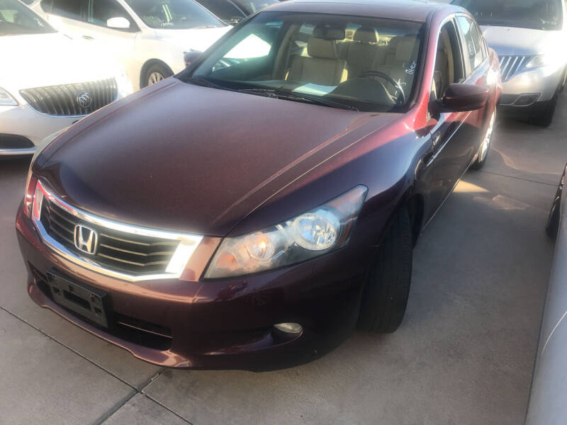 2010 Honda Accord for sale at Town and Country Motors in Mesa AZ