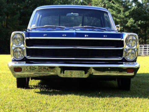 1966 Ford Fairlane for sale at Hines Auto Sales in Marlette MI