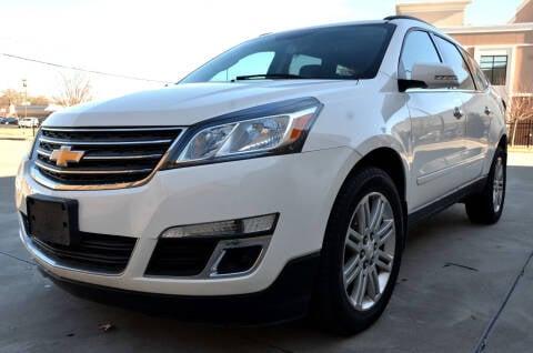 2013 Chevrolet Traverse for sale at Wheel Deal Auto Sales LLC in Norfolk VA