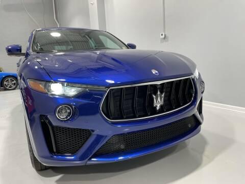 2019 Maserati Levante for sale at POTOMAC WEST MOTORS in Springfield VA