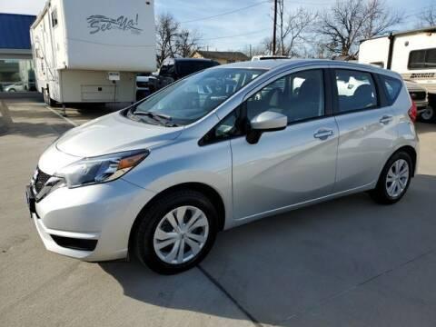 2019 Nissan Versa Note for sale at Kell Auto Sales, Inc - Grace Street in Wichita Falls TX