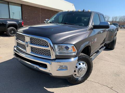 2016 RAM Ram Pickup 3500 for sale at Auto Mall of Springfield in Springfield IL