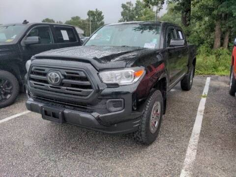 2018 Toyota Tacoma for sale at Strosnider Chevrolet in Hopewell VA
