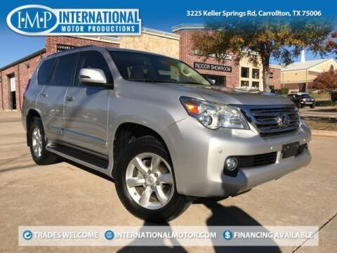 2013 Lexus GX 460 for sale at International Motor Productions in Carrollton TX
