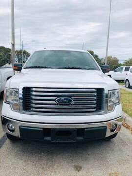 2012 Ford F-150 for sale at DAN'S DEALS ON WHEELS in Davie FL