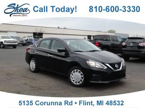 2017 Nissan Sentra for sale at Jamie Sells Cars 810 - Linden Location in Flint MI
