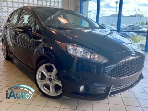 2014 Ford Fiesta for sale at iAuto in Cincinnati OH