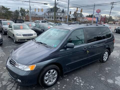 2004 Honda Odyssey for sale at Masic Motors, Inc. in Harrisburg PA