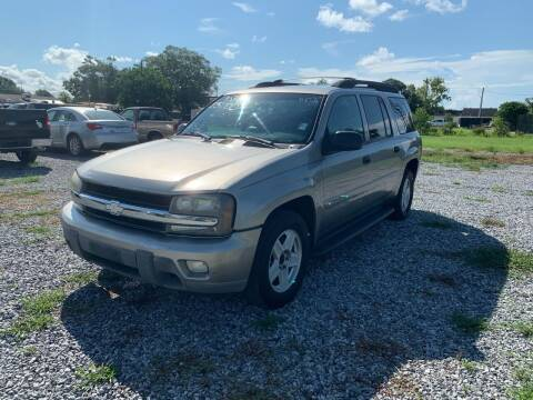 2003 Chevrolet TrailBlazer for sale at Bayou Motors Inc in Houma LA