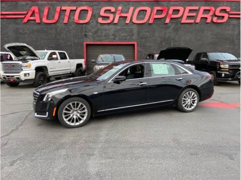 2018 Cadillac CT6 for sale at AUTO SHOPPERS LLC in Yakima WA
