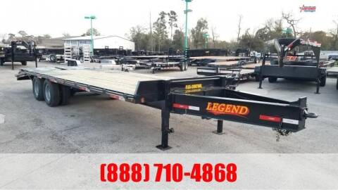 2021 LEGEND 25' Low Profile Bumper Pull for sale at Montgomery Trailer Sales - LEGEND in Conroe TX