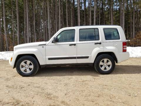 2009 Jeep Liberty for sale at McLain's Auto Sales in Lake City MI