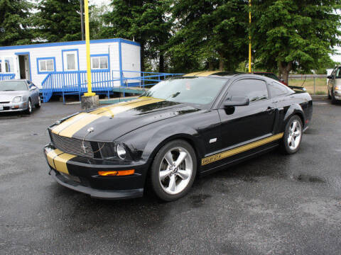 2006 Ford Mustang for sale at BAYSIDE AUTO SALES in Everett WA