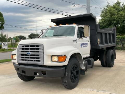 1997 Ford F-700 for sale at National Auto Group in Houston TX