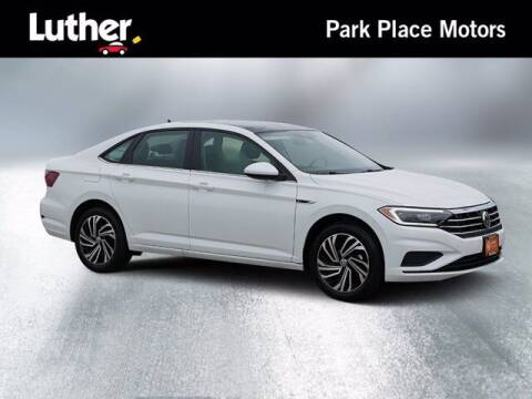 2021 Volkswagen Jetta for sale at Park Place Motor Cars in Rochester MN