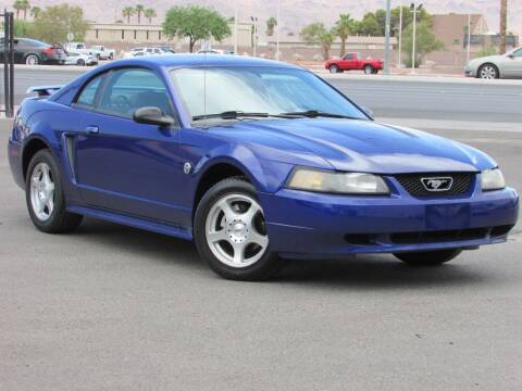 2004 Ford Mustang for sale at Best Auto Buy in Las Vegas NV