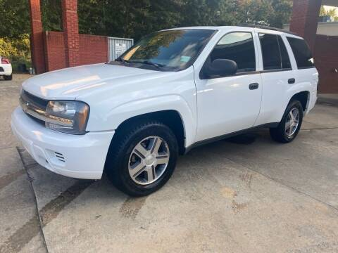 2007 Chevrolet TrailBlazer for sale at Dreamers Auto Sales in Statham GA