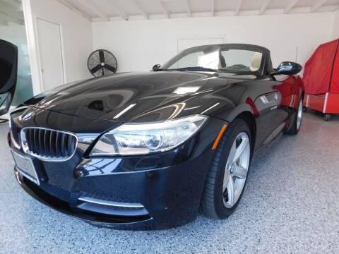 2015 BMW Z4 for sale at Milpas Motors in Santa Barbara CA